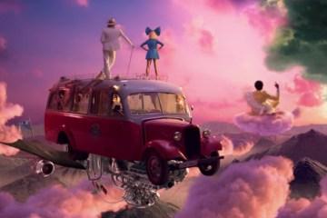 "LSD (Labrinth, SIA y Diplo) publicaron videoclip de ""Thunderclouds"". Cusica Plus."