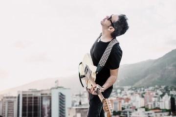 """Luis Irán busca la calma con su nuevo sencillo """"En Off"""". Cusica Plus."""