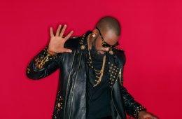 R. Kelly anuncia show en el teatro Hulu del Madison Square Garden. Cusica Plus.