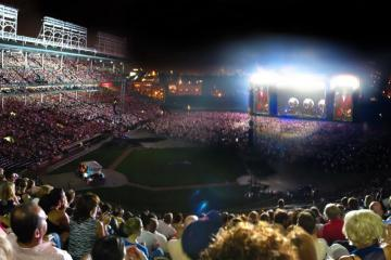 Denuncian abuso sexual en Chicago, durante concierto de Foo Fighters. Cusica Plus.