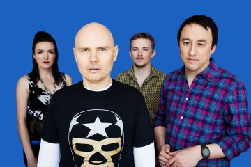The Smashing Pumpkins reunió a Courtney Love y Chino Moreno para sus concierto de 30 años. Cusica Plus.