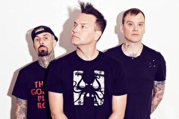 Blink-182 cancela gira por mal estado de salud del baterista Travis Barker. Cusica Plus.