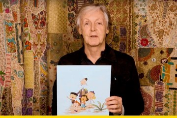 Paul McCartney afirma que está escribiendo un libro para niños. Cusica Plus.