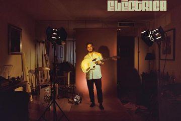 Simón Grossmann publica su nuevo disco 'Mujer Eléctrica'. Cusica Plus.