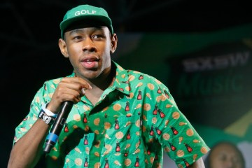 """Tyler, The Creator estrenó """"Fawn"""", su cuarto tema de la semana. Cusica Plus."""