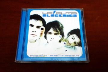 22 discos en 22 semanas: 15 La P*ta Electrica - Misión Fantasma. Cusica Plus.
