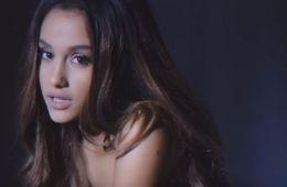 """Ariana Grande hace protagonista a su cerdito en el videoclip de """"Breathin"""". Cusica Plus."""