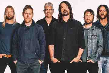 Foo Fighters se dará un descanso luego de terminar su gira. Cusica Plus.