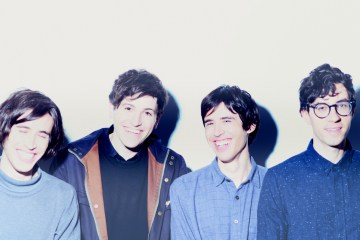 The Pains of Being Pure at Heart interpretó todo el disco 'Full Moon Fever' de Tom Petty. Cusica Plus.
