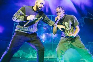 "Travis Scott estrena videoclip de ""Sicko Mode"" junto a Drake. Cusica Plus."