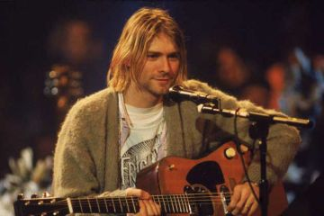 Extraña entrevista de Kurt Cobain sale a la luz. Cusica Plus.