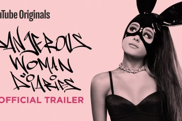 Ariana Grande prepara un pequeño documental para YouTube llamado 'Dangerous Woman Diaries'. Cusica Plus.