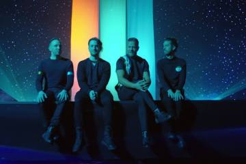 "Imagine Dragons interpreta ""Zero"" en Jimmy Kimmel Live. Cusica Plus."