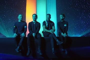 """Imagine Dragons interpreta """"Zero"""" en Jimmy Kimmel Live. Cusica Plus."""