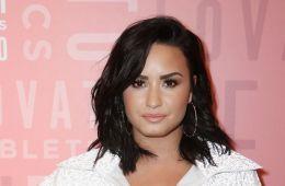 Demi Lovato fue la cantante más buscada en Google durante 2018. Cusica Plus.