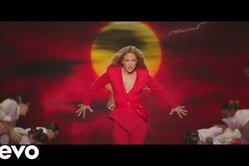 "Jennifer Lopez muestra a su hija en el nuevo videoclip del tema ""Limitless"". Cusica Plus."