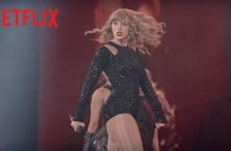Taylor Swift estrenará documental de su 'Reputation Tour' en Netflix. Cusica Plus.