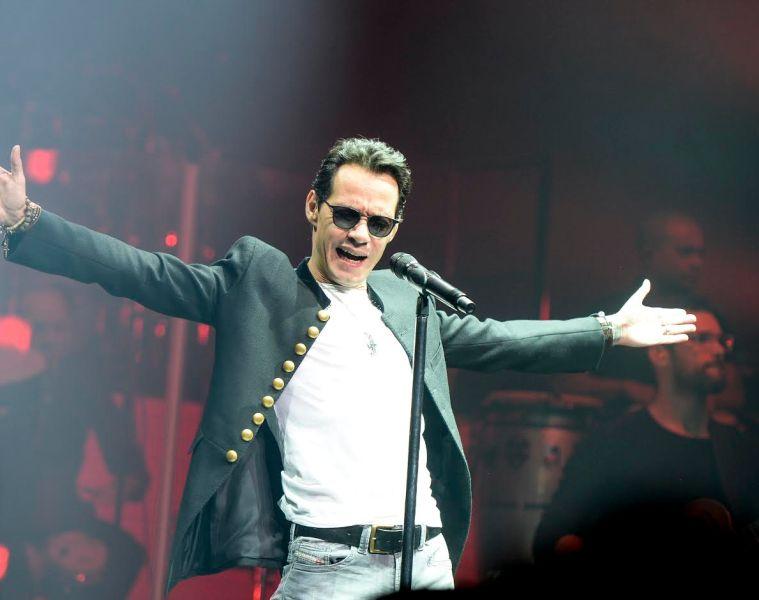 """Marc Anthony vuelve a la salsa con """"Tu vida en la mía"""". Cusica Plus."""