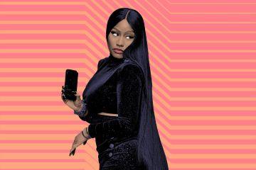 Nicki Minaj muestra un nuevo rap, donde hace referencia a Ariana Grande. Cusica Plus.