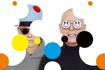 Pet Shop Boys estudian el mundo en su nuevo EP 'Agenda'. Cusica Plus,