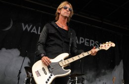 Duff McKagan de Guns N' Roses lanza su primer tema como solista. Cusica Plus.