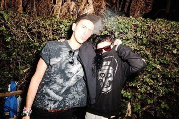 """Skrillex y Boys Noize se unen nuevamente para el tema """"Turn Off the Lights"""". Cusica Plus."""