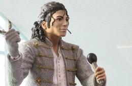 Estatua de Michael Jackson es retirada del Museo Nacional de Manchester. Cusica Plus.