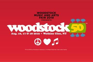 Woodstock 50 publica Lineup oficial del festival. Cusica Plus.