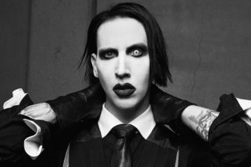 Marilyn Manson espera terminar nuevo disco este año. Cusica Plus.