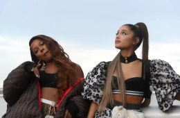 "Ariana Grande comparte su nuevo tema ""Monopoly"" junto a Victoria Monét. Cusica Plus."
