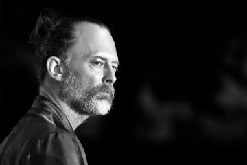Thom Yorke estrenó dos nuevos temas en el Philharmonie de Paris. Cusica Plus.
