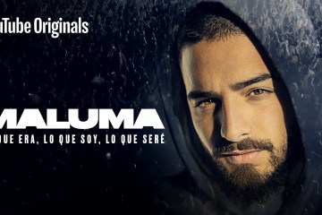 Maluma estrena en YouTube su documental 'Lo Que Era, Lo Que Soy, Lo Que Seré'. Cusica Plus.
