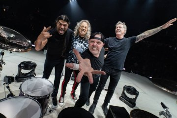 Metallica entra al mundo de los libros infantiles con 'The ABC's Of Metallica'. Cusica Plus.