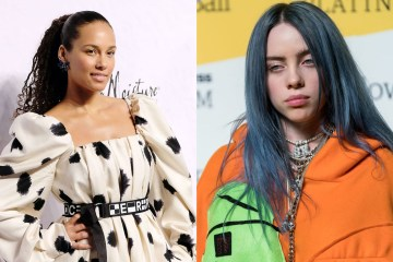 Alicia Keys realizó cover de 'Ocean Eyes' de Billie Eilish. Cusica Plus.