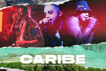 Flyer Caracas: Lou, Sibilino Willie