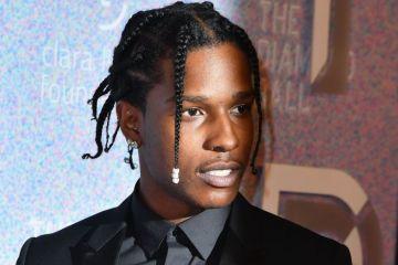 A$AP Rocky se presentará por primera vez en Suecia, desde su arresto en el país. Cusica Plus.