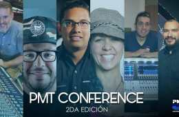 PMT Production Music & Technology Conference llega a Caracas una vez más. Cusica Plus.