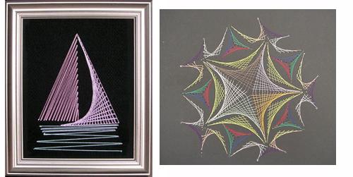 Bridges String Art And Bezier Curves Plusmathsorg