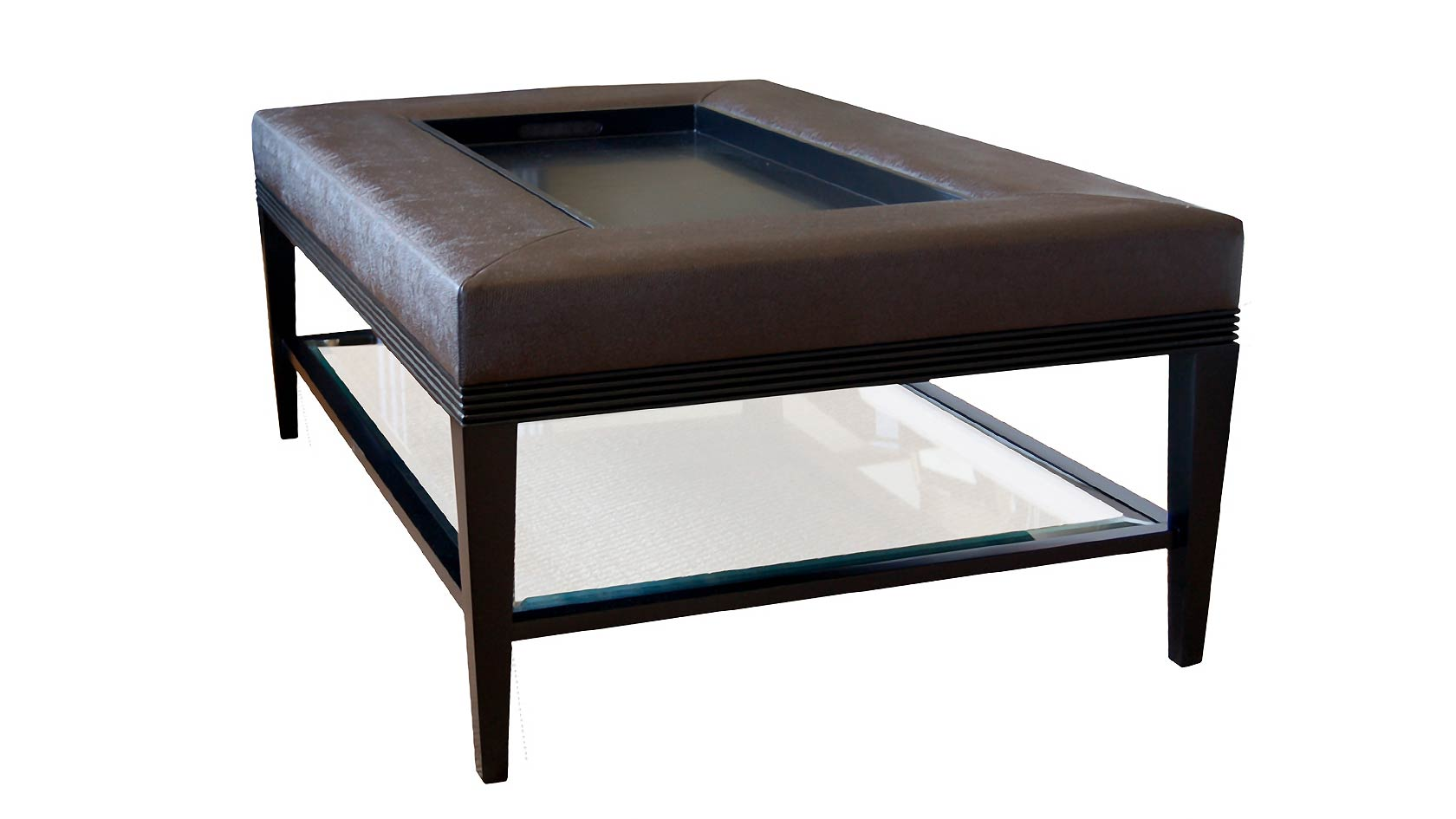Coffee Ottoman Table Plush Home Carlisle Coffee Table Ottoman