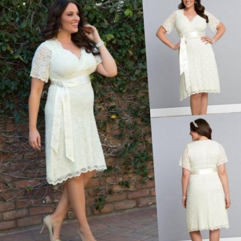 Large Of Plus Size Vintage Wedding Dresses