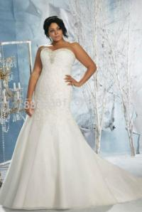 Western wedding dresses plus size - PlusLook.eu Collection