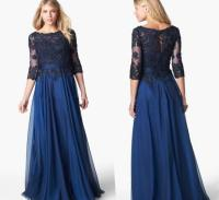 Dress mother of the bride plus size - PlusLook.eu Collection