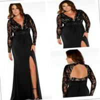 Long sexy plus size dresses - PlusLook.eu Collection