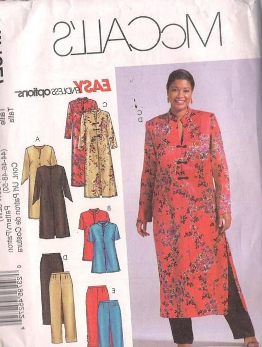 Best Free Plus Size Tunic Sewing Patterns Image Collection