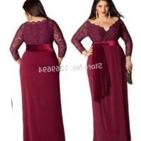 Plus Size Bridal Party Dresses - Eligent Prom Dresses