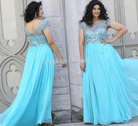Short plus size homecoming dresses - PlusLook.eu Collection