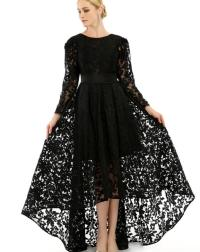 Plus size lace long dress - PlusLook.eu Collection