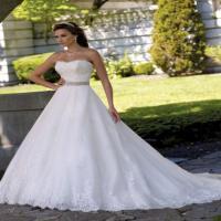 Davids bridal plus size bridesmaids dresses - PlusLook.eu ...