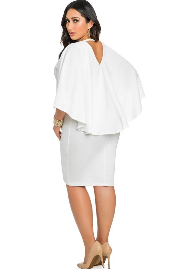 Casual dress for plus size: trendy fashion for plus size