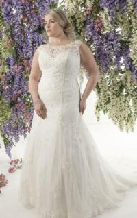 Couture plus size wedding dresses - PlusLook.eu Collection